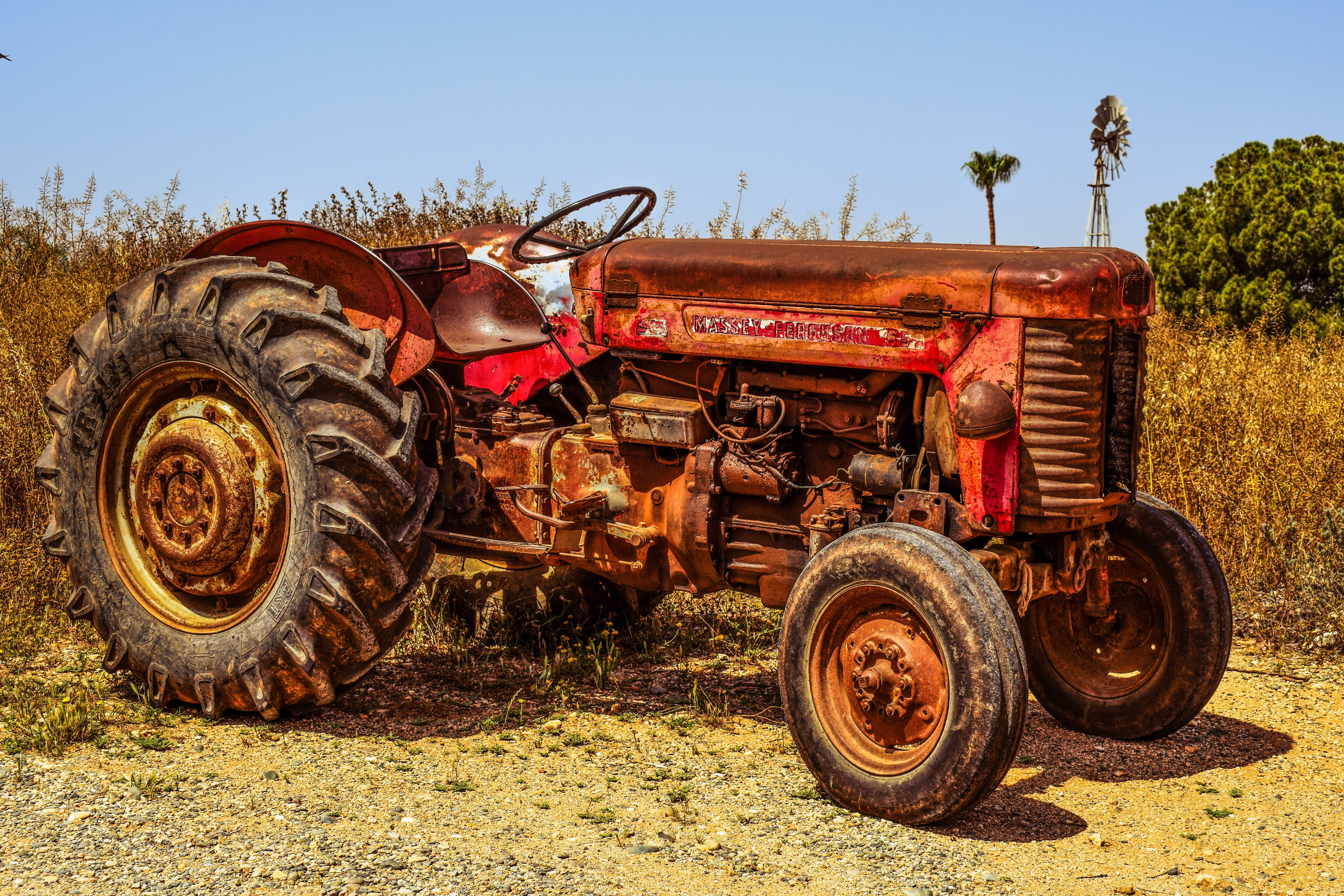 Free stock photo of countryside, vehicle, agriculture, farm