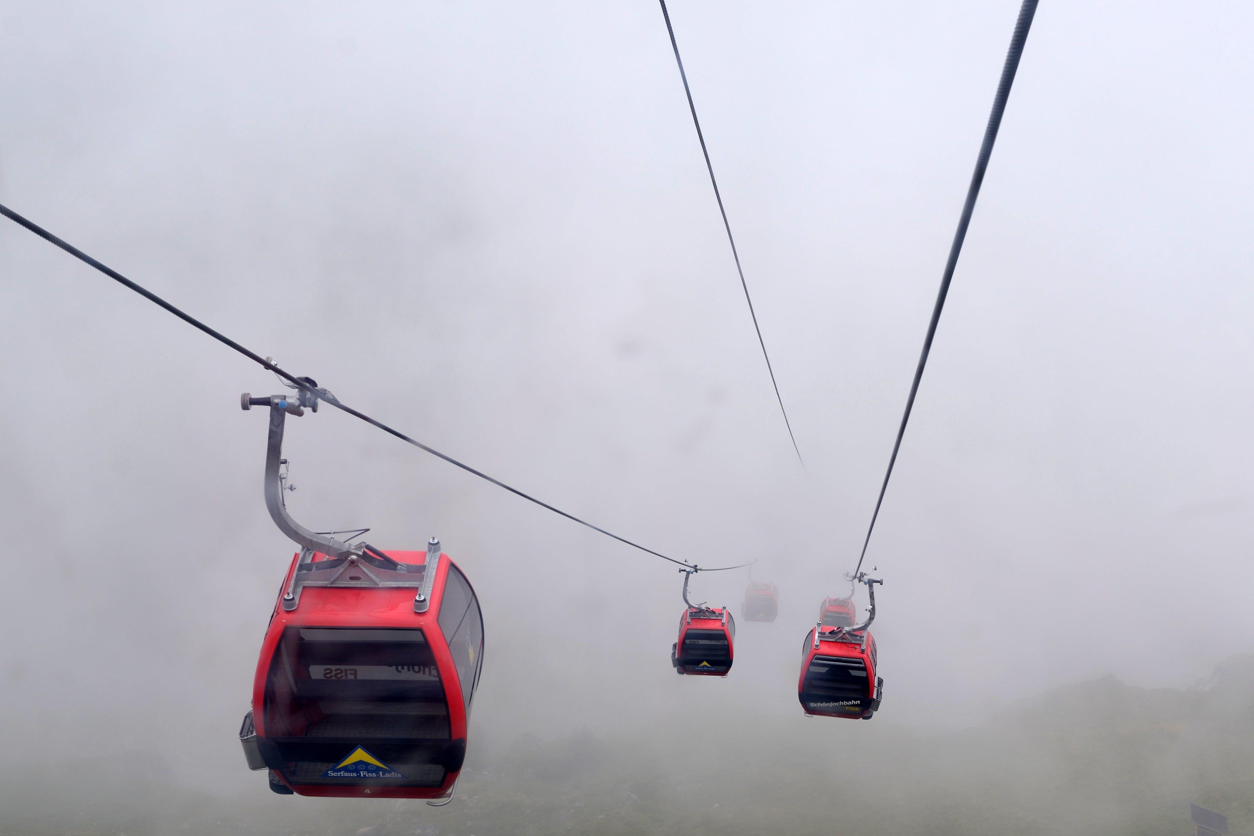 Free stock photo of fog, alps, alpine, nowhere