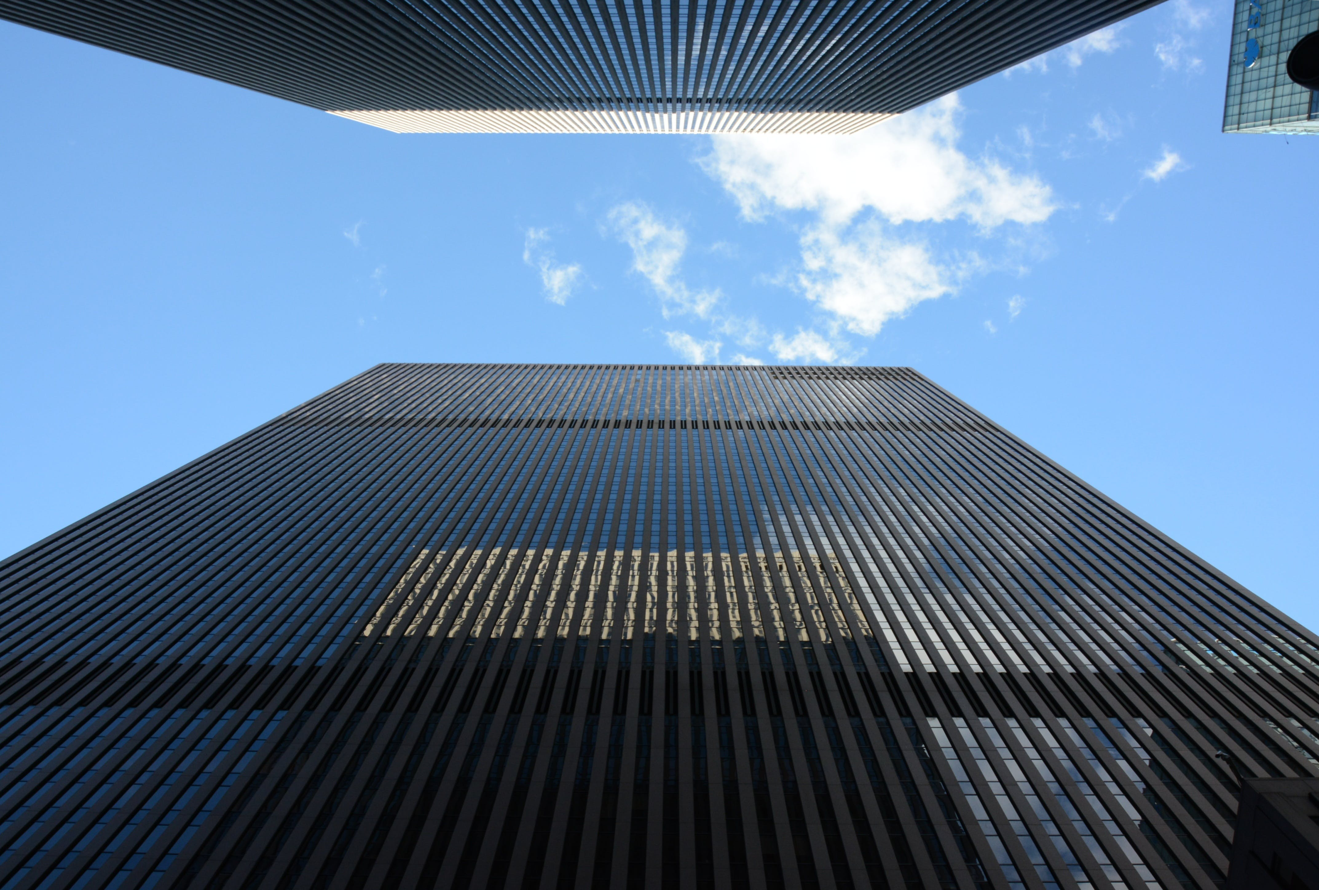 Low-angle Photo of High-rise Building