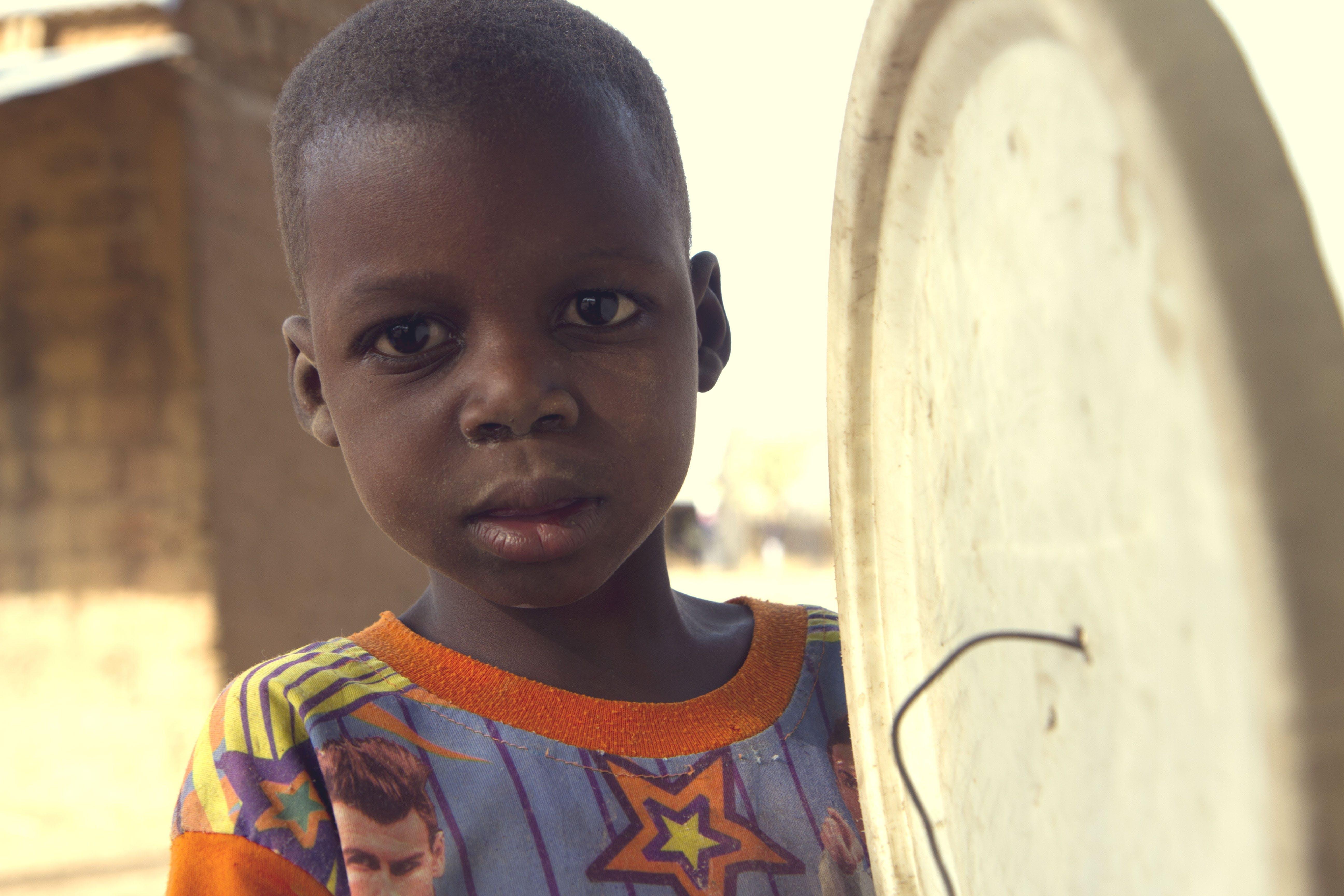 Free stock photo of street, village, africa, child