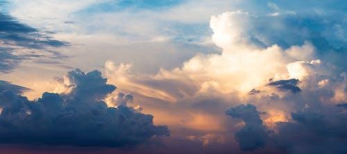 คลังภาพถ่ายฟรี ของ skyscape, กลางวัน, กลางแจ้ง, ครึ้มเมฆ