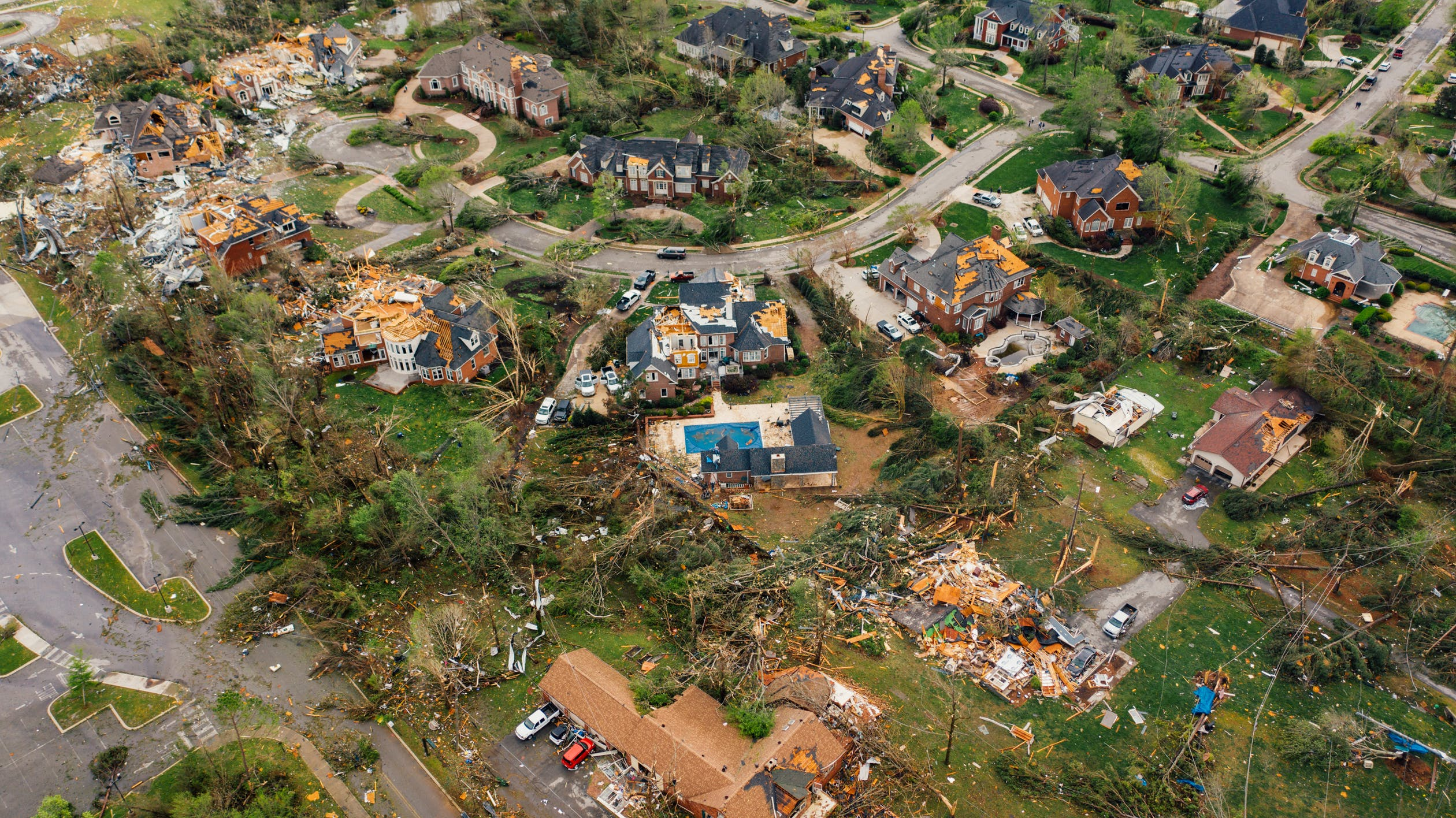 18 Weather Disasters in 2021 Cost US $1 Billion or More Each