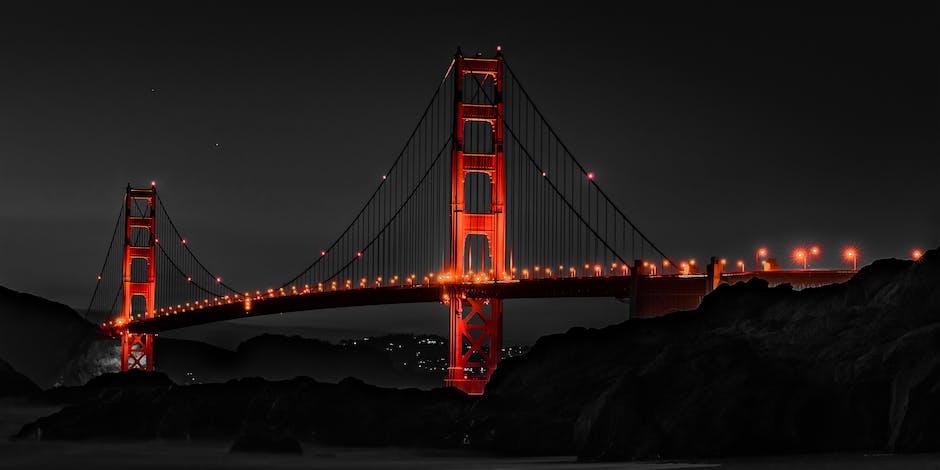 architecture, bridge, connection