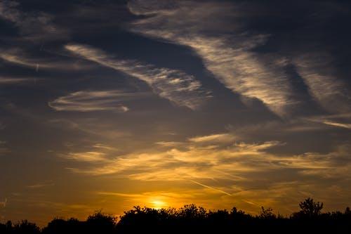 Kostnadsfri bild av himmel, horisont, landskap, moln