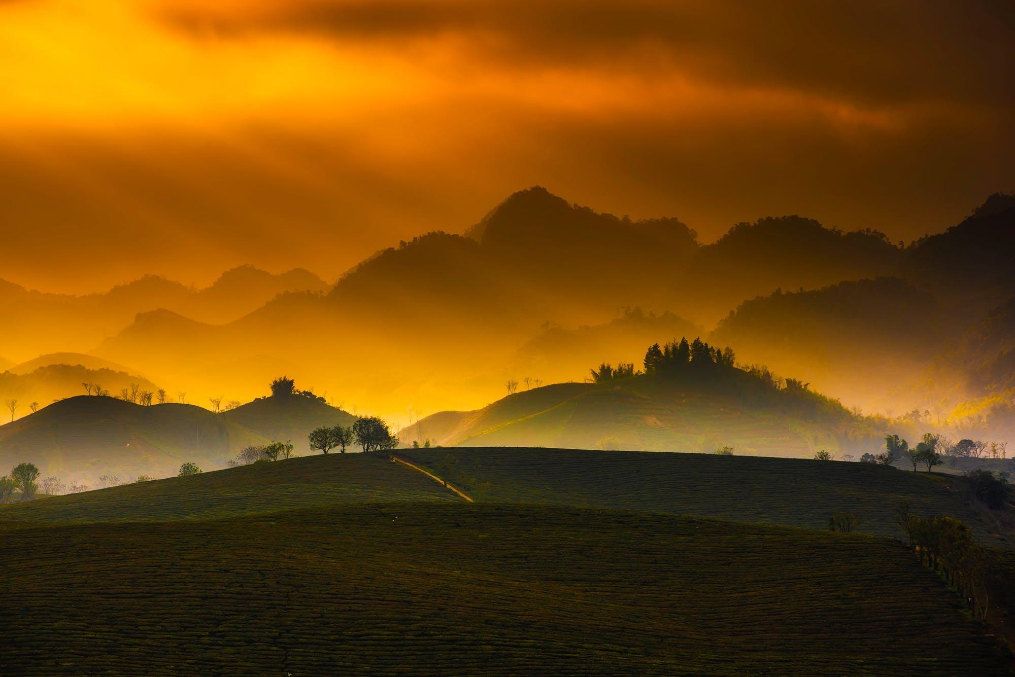 Giant Smoky Mountain National Park