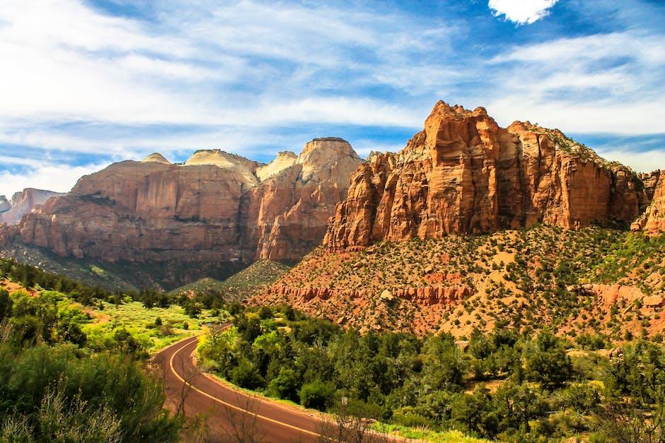 america, canyon, cliff