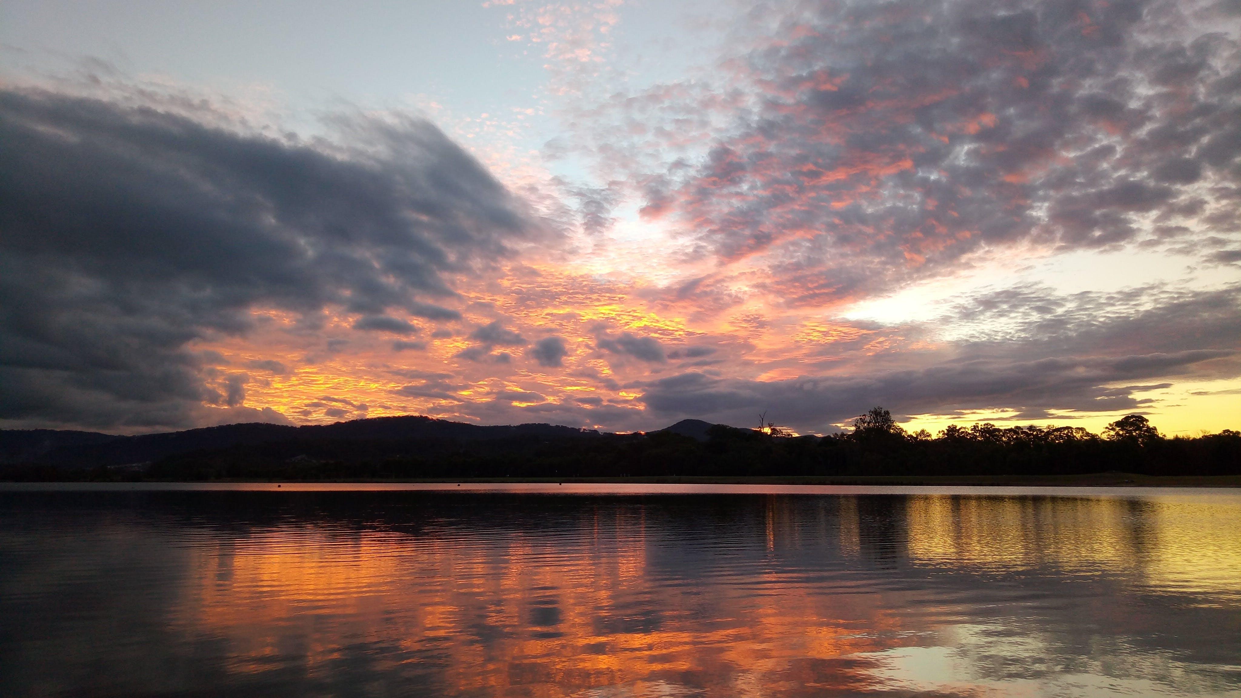 Darmowe zdjęcie z galerii z australia, chmury, dramatyczny, horyzont