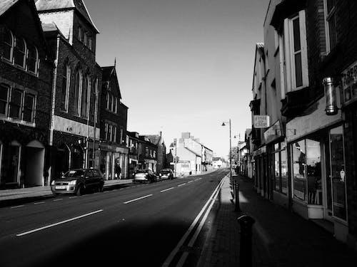 Free stock photo of Analogue, architecture, black and white, bridge