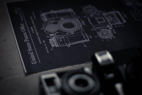 Scheme of modern photo camera