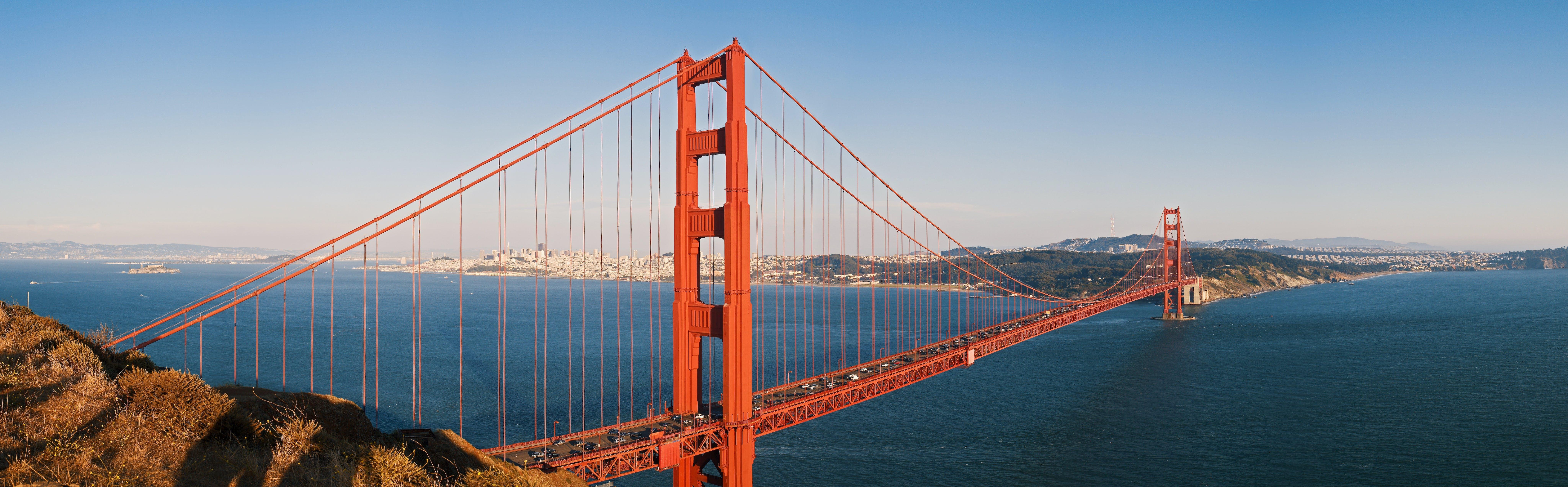 architecture, bay, bridge