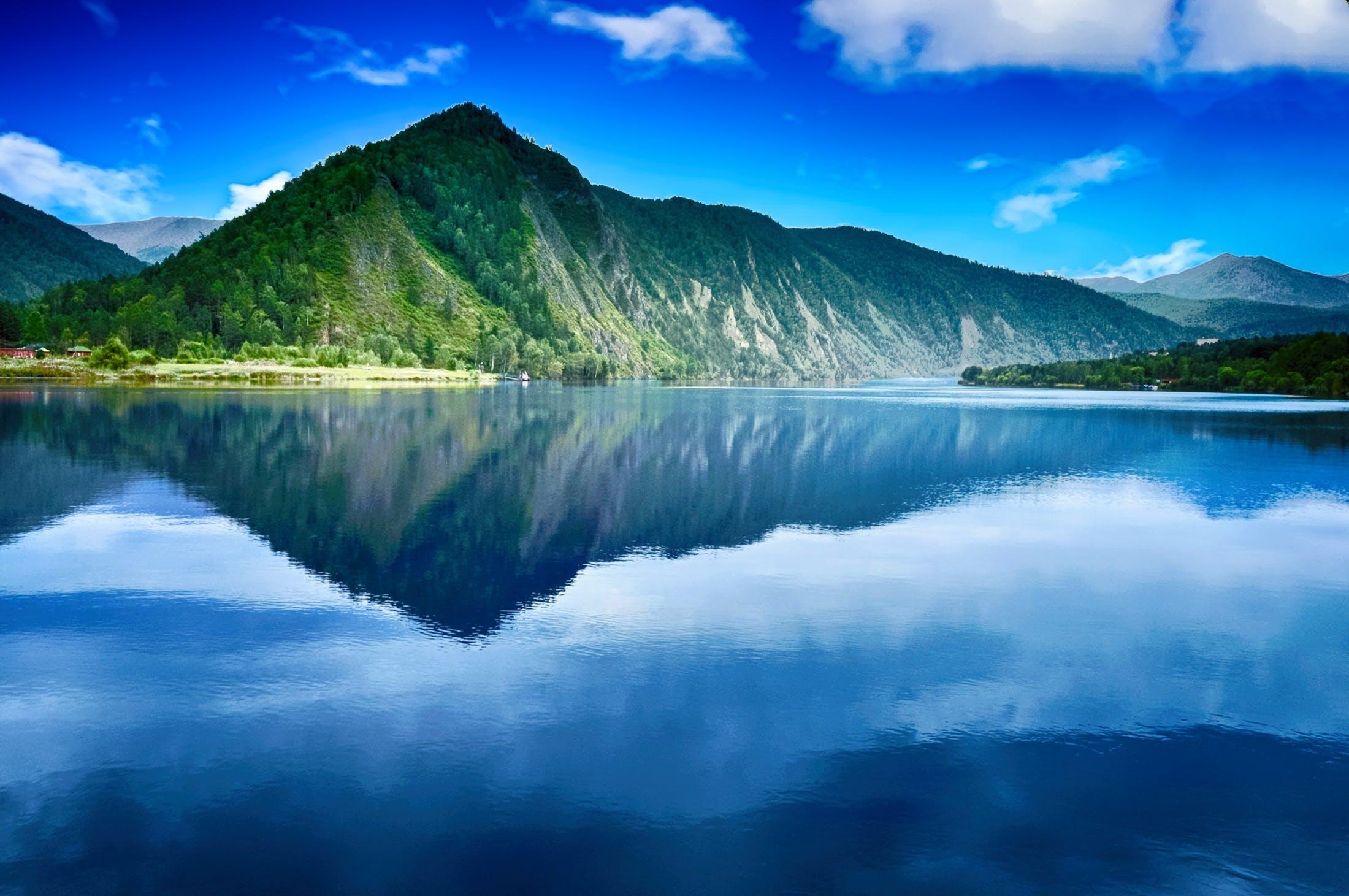 bulutlar, dağlar, doğa, görkemli içeren Ücretsiz stok fotoğraf