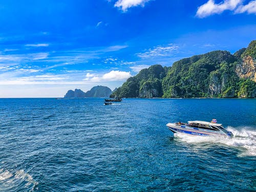 Δωρεάν στοκ φωτογραφιών με Krabi, βάρκα, εξωτικός, καταπληκτικός