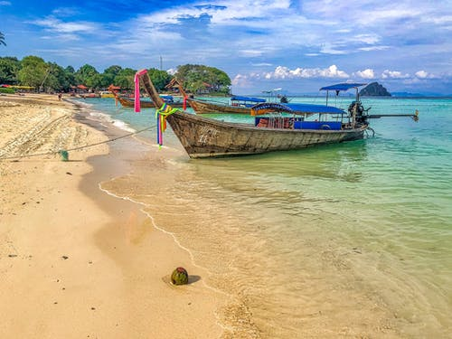 喀比, 天空, 旅行, 泰國 的 免费素材照片