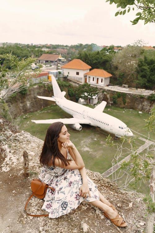 Immagine gratuita di abito, aereo, aeroplano