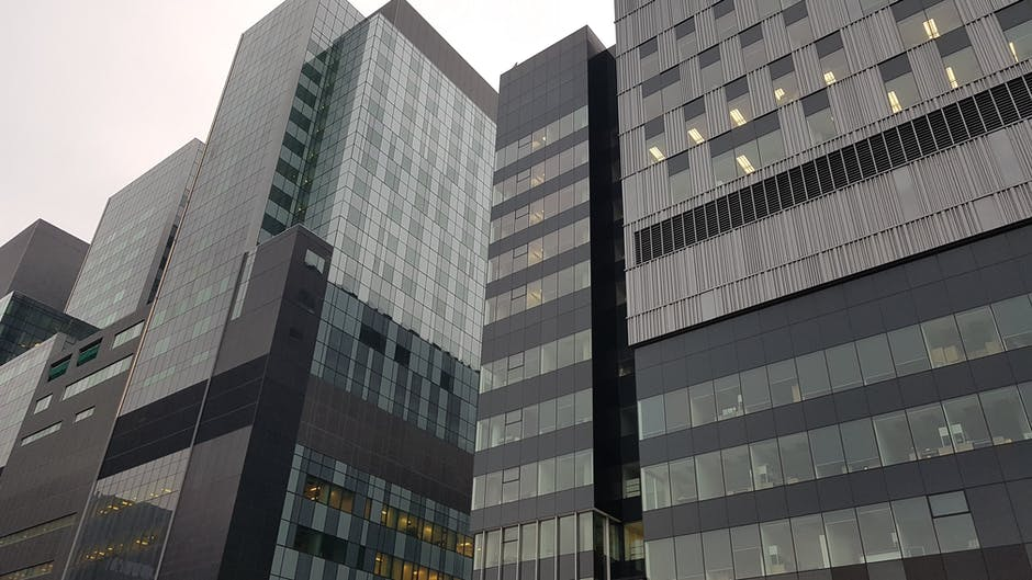 New free stock photo of city, skyline, buildings