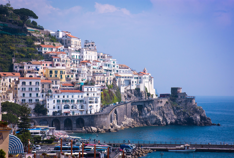 free stock photo of amalfi amalfi coast campania