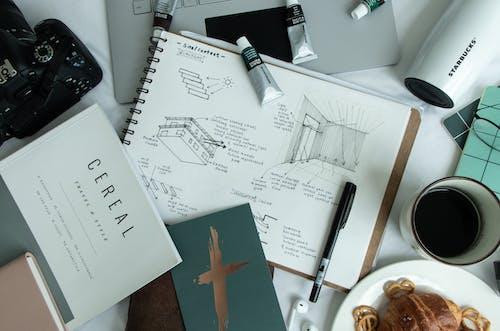 Foto d'estoc gratuïta de arquitectura, cafè, càmera