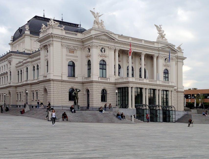 New free stock photo of people, landmark, building