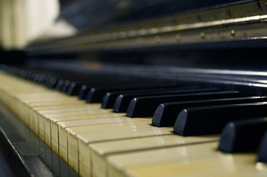 Free stock photo of notes, music, musician, piano
