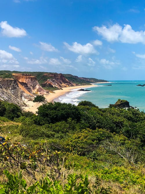 Foto d'estoc gratuïta de a l'aire lliure, aigua, badia, brasil