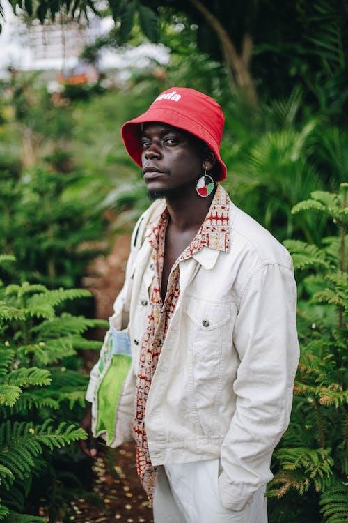 アダルト, アフリカ, アフリカ人, おとこの無料の写真素材