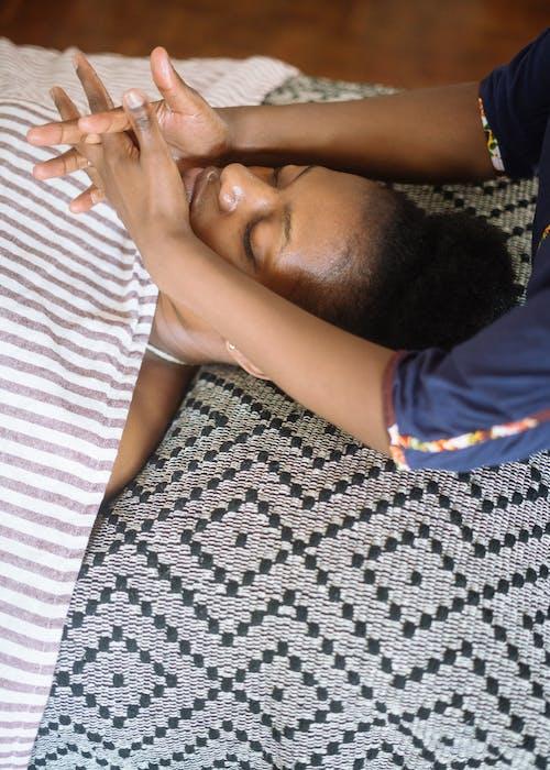 Immagine gratuita di afro-americano, allegro, armonia, assistenza sanitaria
