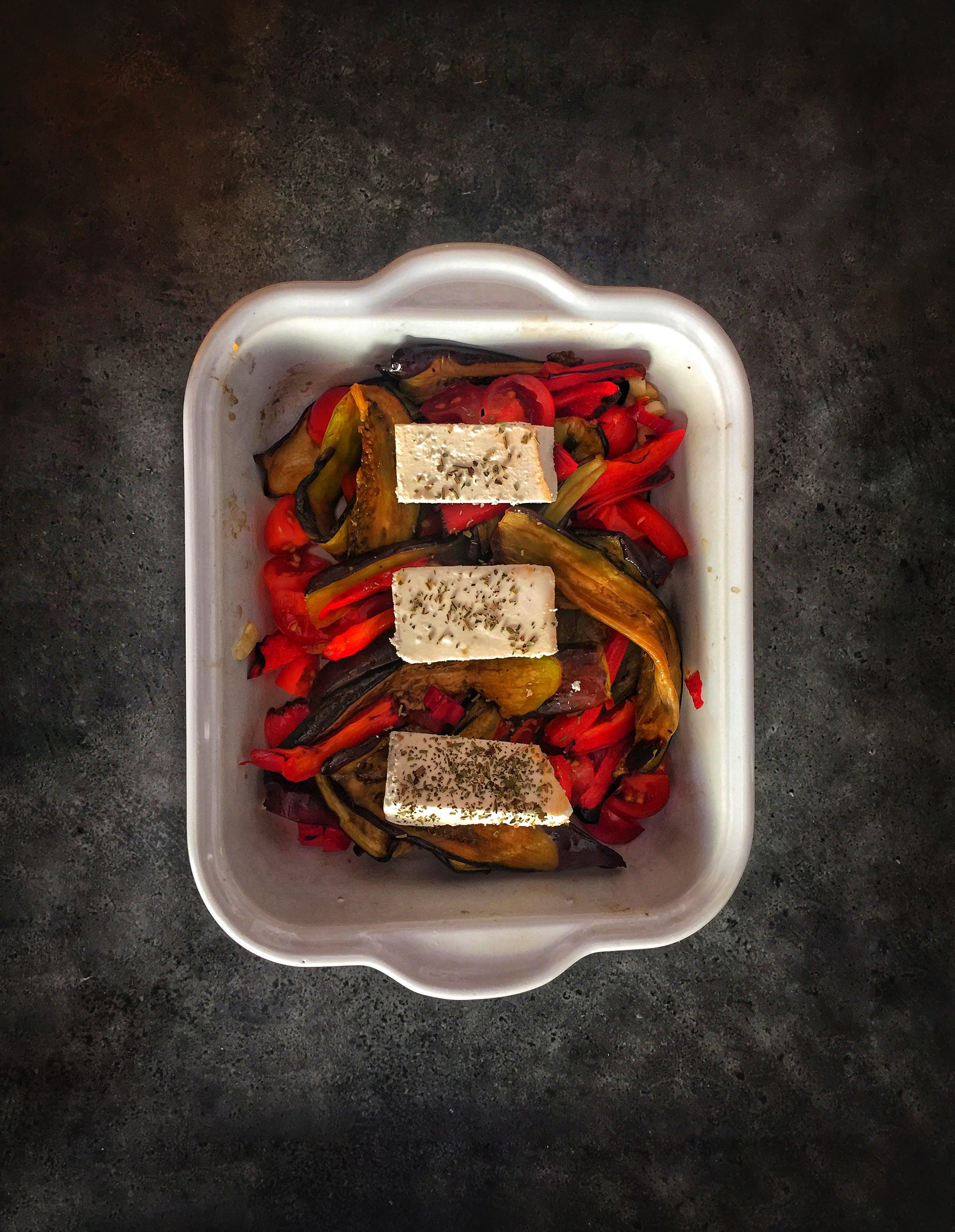 Kostenloses Stock Foto zu auberginen, bio, essen, französisch