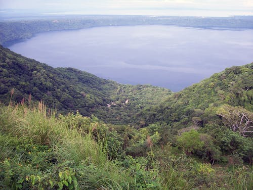 Free stock photo of nicaragua, volcano