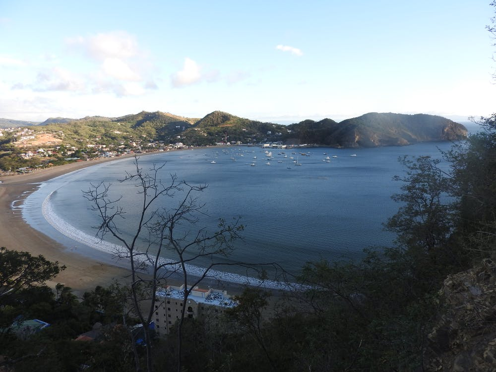 Free stock photo of nicaragua, ocean, pacific