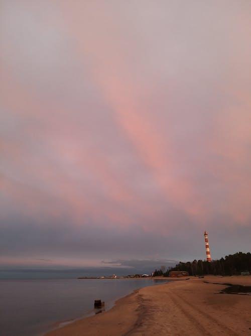 Free stock photo of dusk, evening, lake