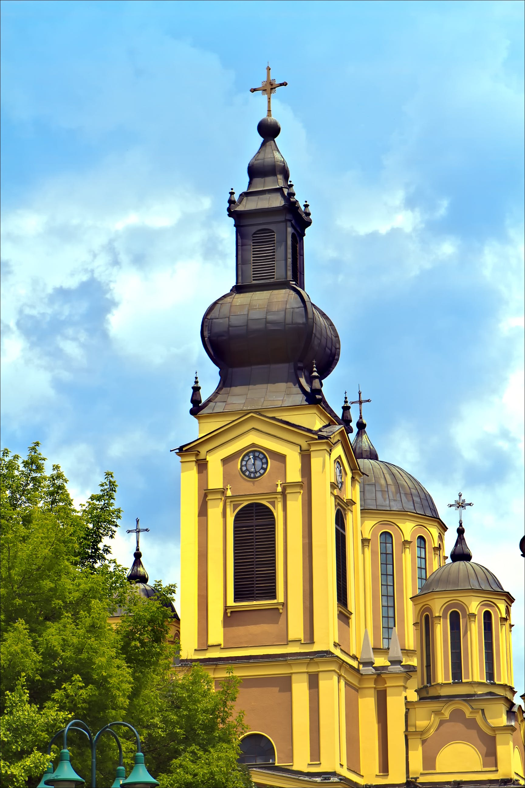 architecture, building, cathedral