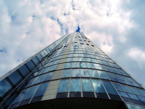 Ilmainen kuvapankkikuva tunnisteilla arkkitehdin suunnitelma, arkkitehtuuri, futuristinen, heijastus