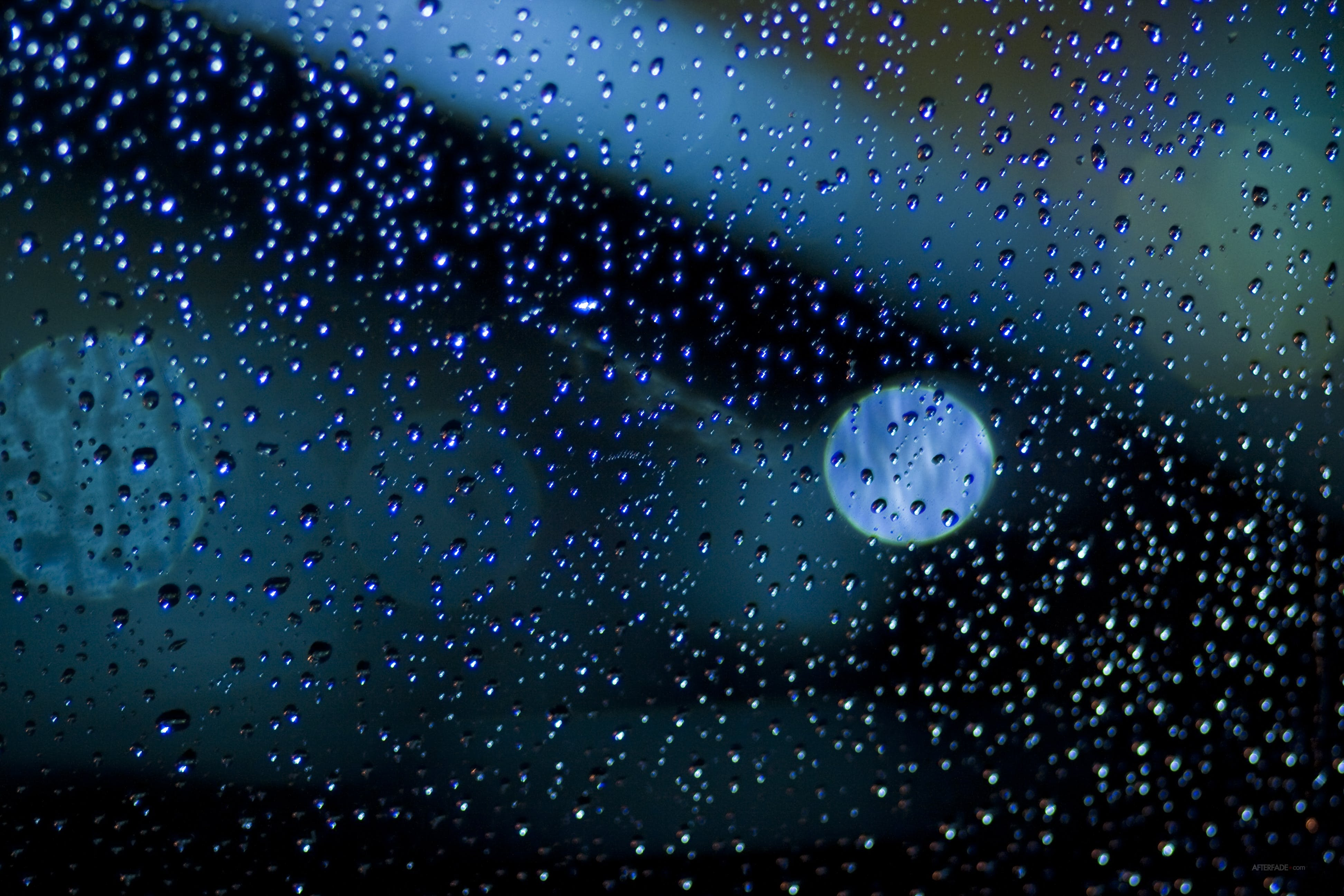คลังภาพถ่ายฟรี ของ ชัดเจน, ฝน, พร่ามัว, มืด