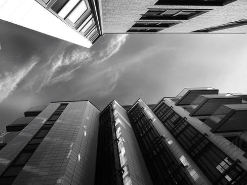 Gratis lagerfoto af arkitektdesign, arkitektur, bygninger, futuristisk