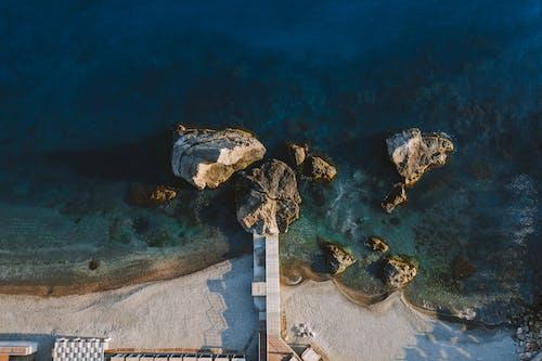 deniz, deniz körfezi, deniz manzarası, derin deniz içeren Ücretsiz stok fotoğraf