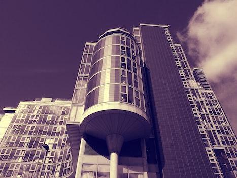 Kostenloses Stock Foto zu himmel, wolken, architektur, reise