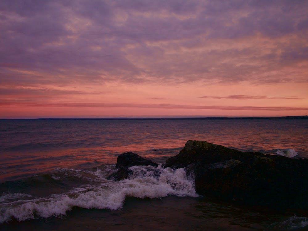 경치, 미시간, 바위의 무료 스톡 사진