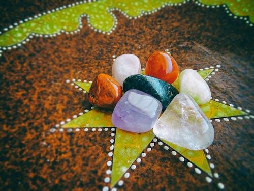 Free stock photo of chakra, crystals, minerals, stones