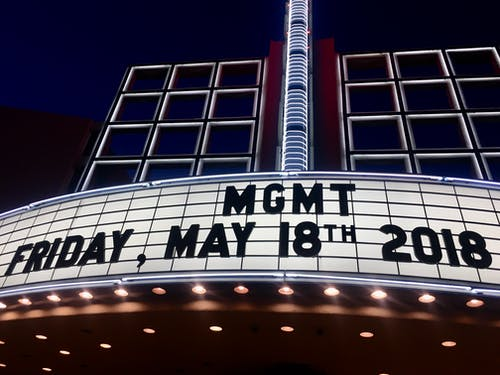 Free stock photo of concert, los angeles, MGMT
