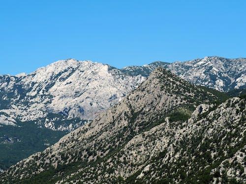 Foto profissional grátis de chorvatsko, dovolená, hory, kopce