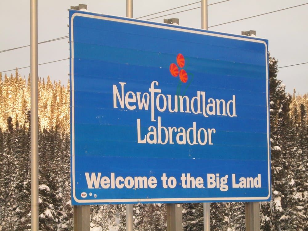 Free stock photo of labrador, newfoundland, road