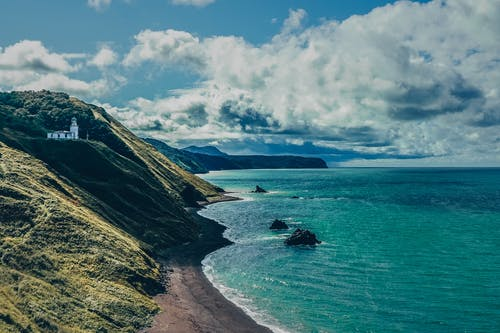 Kostenloses Stock Foto zu atemberaubend, ausflug, badeort, bewölkt