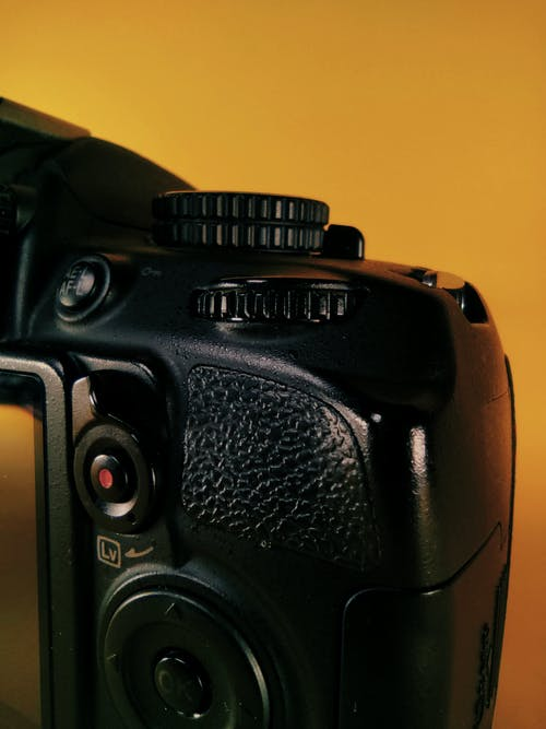 Free stock photo of camera, settings