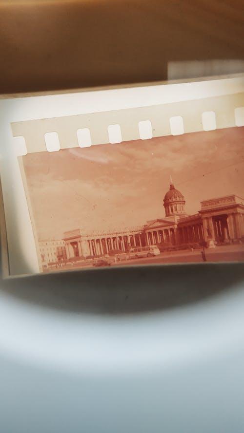 Immagine gratuita di 35mm, architettura, edificio, film