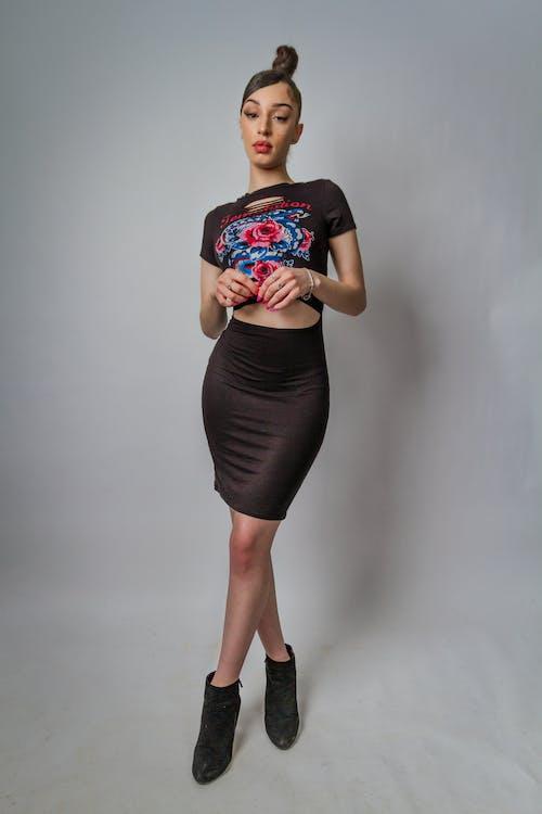 Kostnadsfri bild av 20-25 år gammal kvinna, elegant, Förförelse, gallring