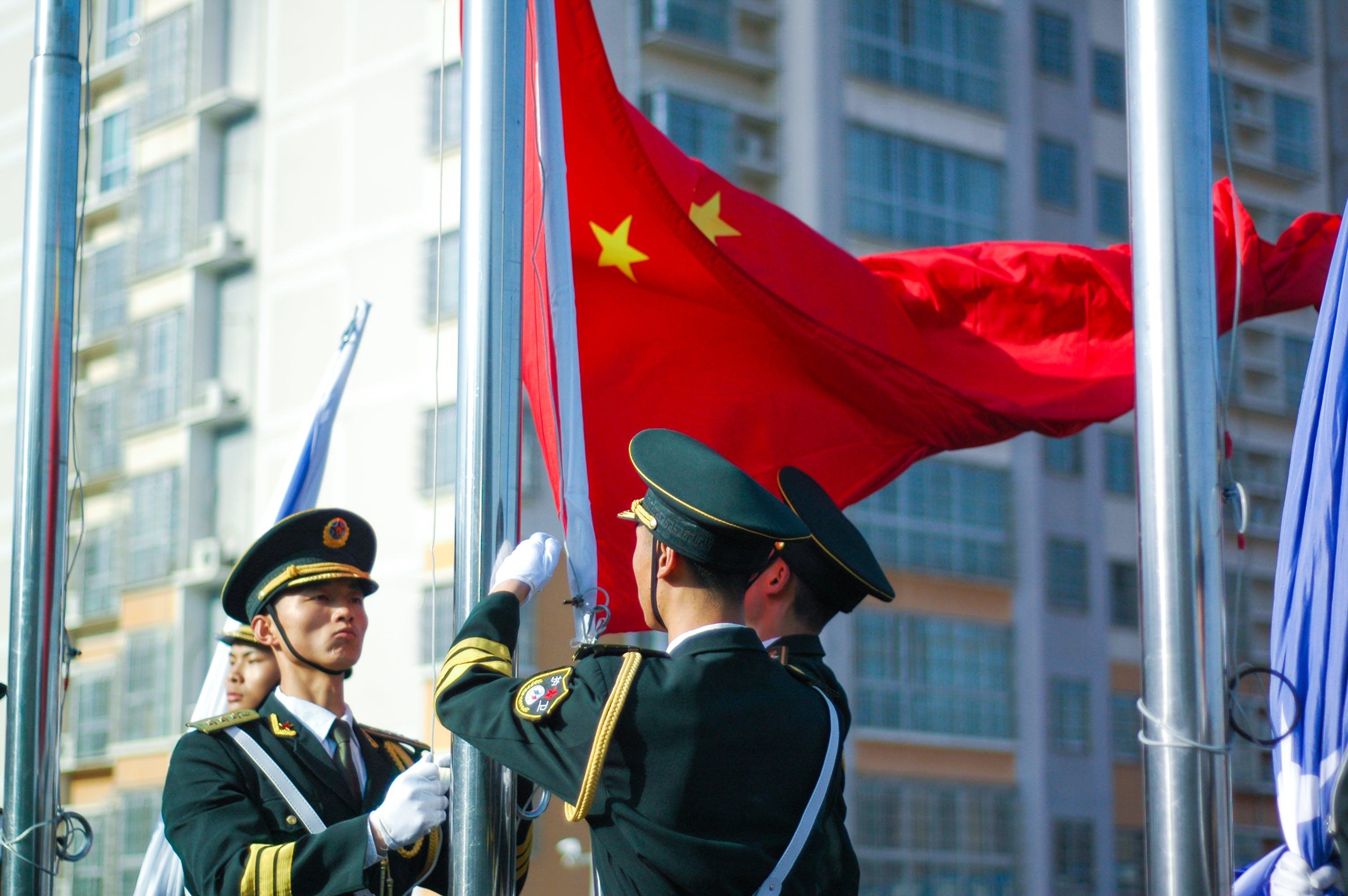Free stock photo of 国旗