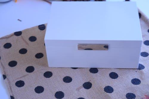 Free stock photo of polka dot, white