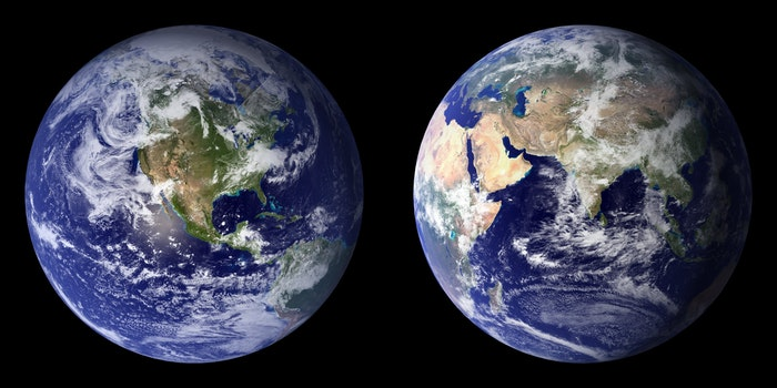 Kostenloses Stock Foto zu erde, globus, planet, kontinente