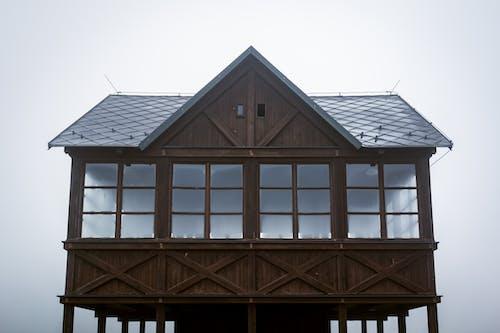 Immagine gratuita di architettura, bungalow, casa, congelato