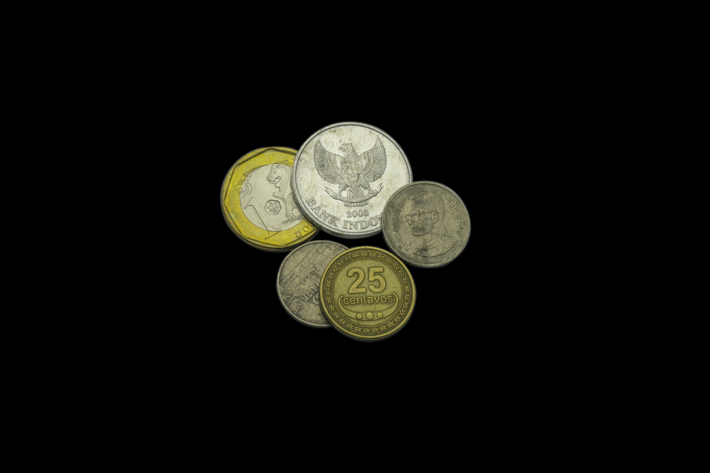 Free stock photo of coins, saving